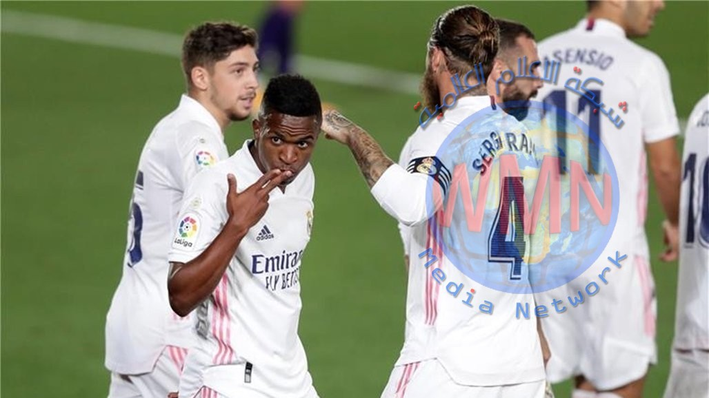 فينيسيوس يقود ريال مدريد لفوز صعب على بلد الوليد