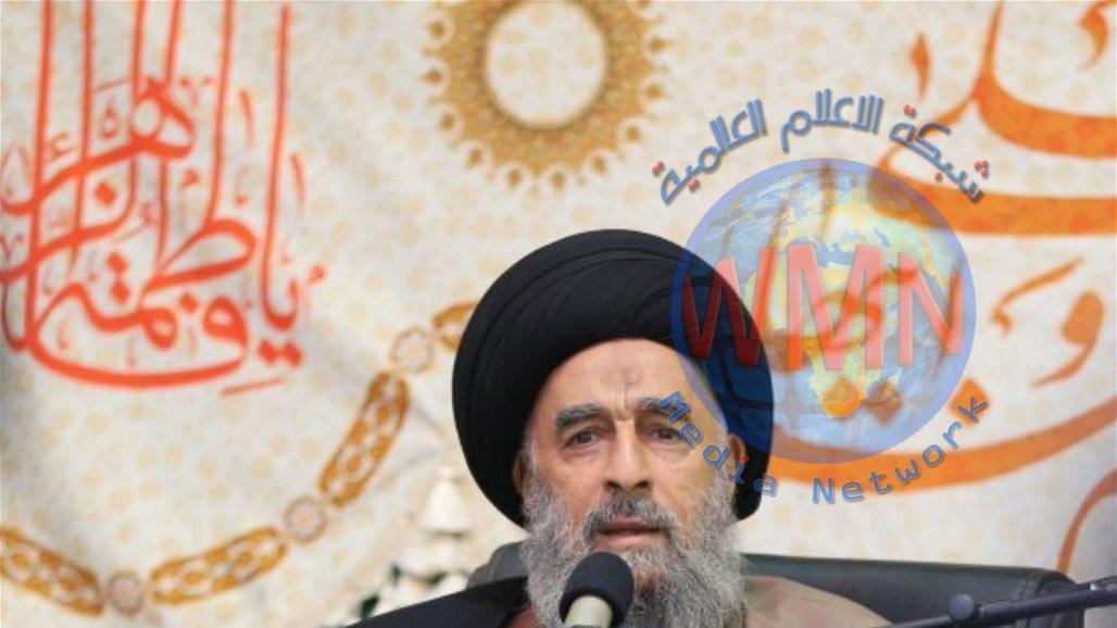 """مرجع ديني يقترح ثلاث خطوات لتحقيق """"الإصلاح"""" في العراق"""