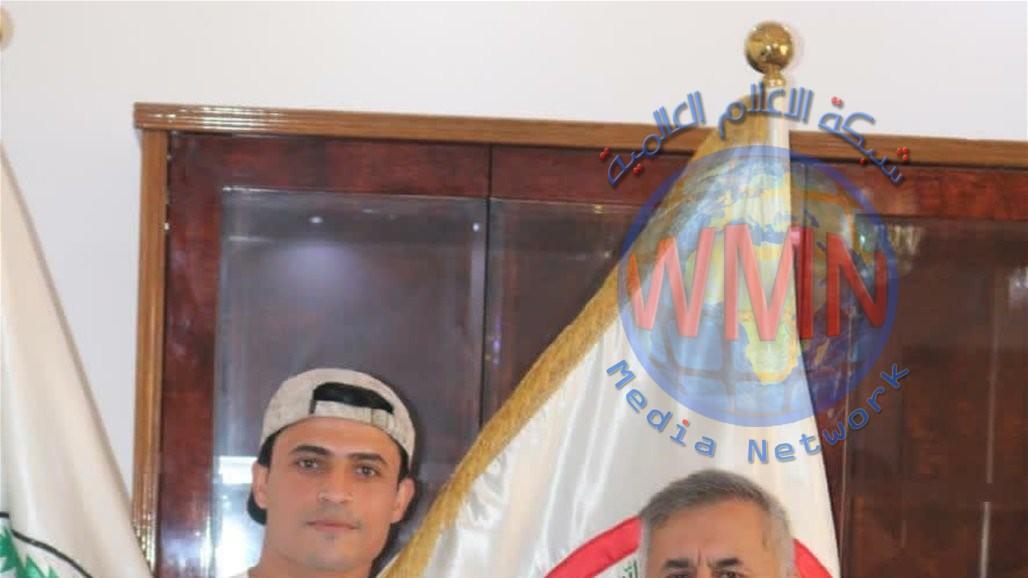 التطبيعية توجه إنذاراً نهائياً للاعب المنتخب الوطني إبراهيم بايش