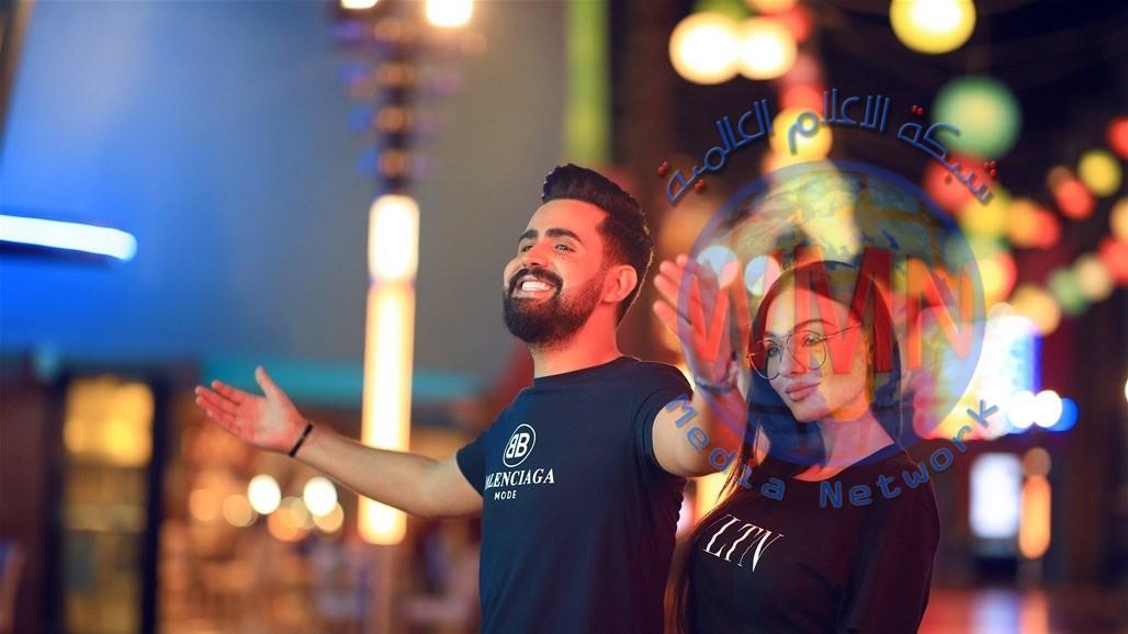 """بالفيديو: قصي حاتم يطلق أحدث أغنياته المصوّرة """"اليوم أنت"""""""