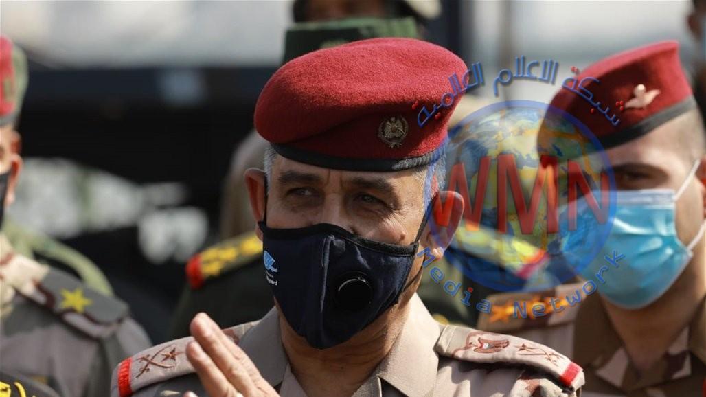 """عمليات بغداد ترفع الكتل الكونكريتية من ساحة النصر """"صور"""""""