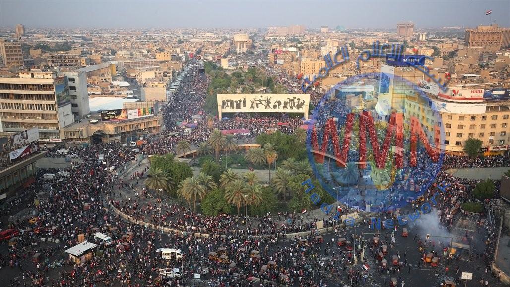 """قائد عمليات بغداد يعيد فتح ساحة التحرير امام حركة السير """"صور"""""""