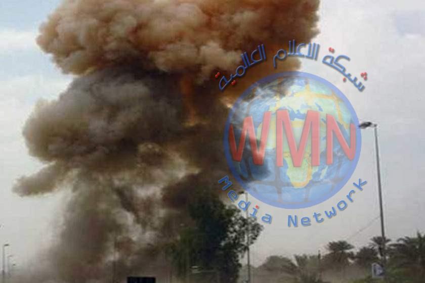 اصابة ضابط وجنديين بانفجار عبوة ناسفة في الموصل