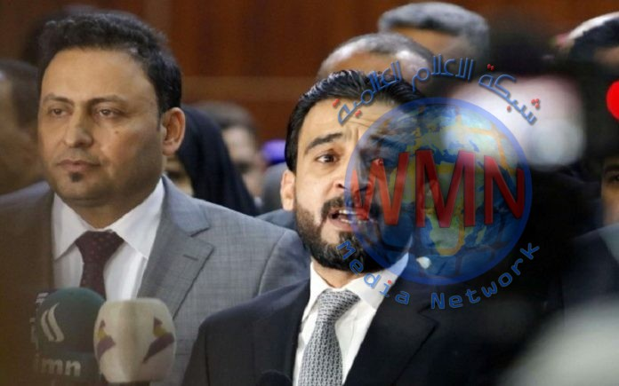 البرلمان يعلن رفع 13 دعوى على أحد النواب بسبب اتهاماته للحلبوسي