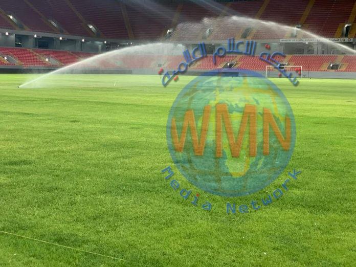 ملعب كربلاء الدولي جاهز لاستضافة المباريات