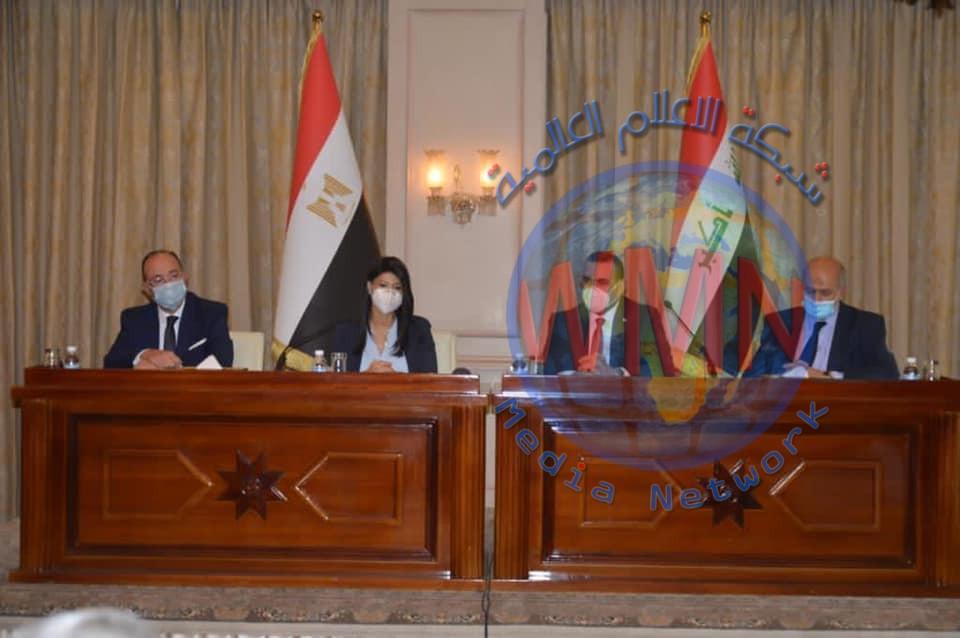 اللجنة العليا العراقية- المصرية للمستوى الوزاري تستعرض مجالات التعاون والتفاهمات والاتفاقات والبروتوكولات المتفق عليها .