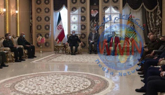 باقري لوزير الدفاع العراقي: الأميركان يحاولون إعادة نشر الإرهابيين في المنطقة