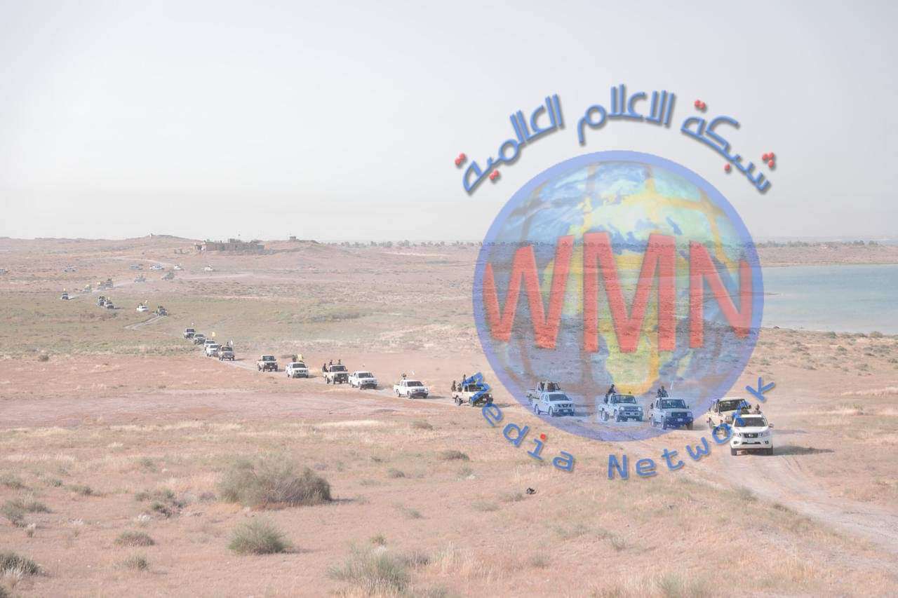 الحـ..الشعبي..ـشد والجيش ينفذان عملية أمنية شرق الانبار