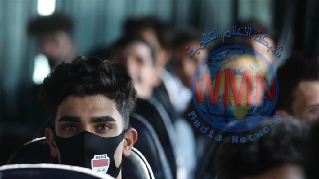 وفد ليوث الرافدين يصل الدوحة تحضيراً لنهائيات آسيا