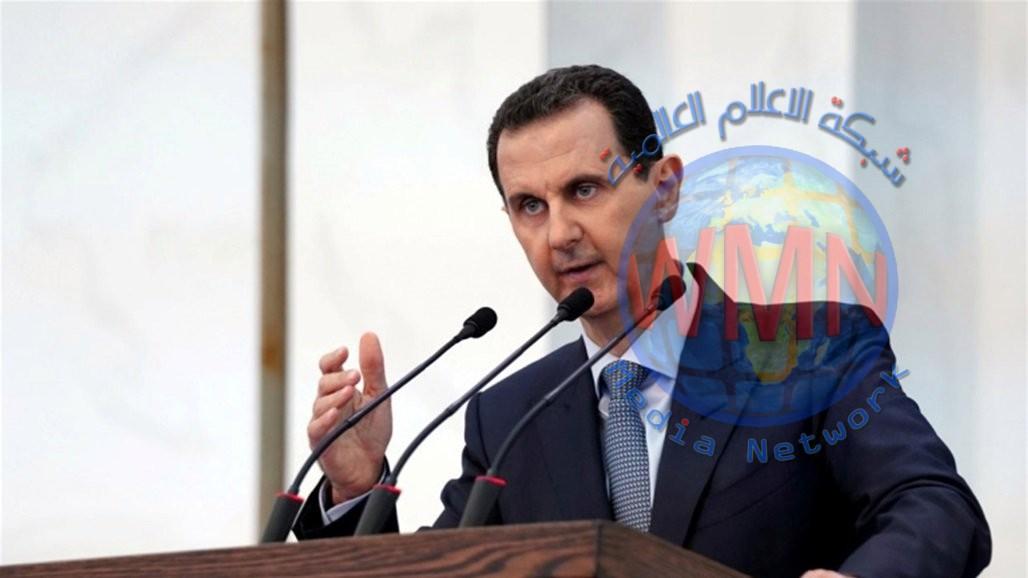 الأسد: أغلبية السوريين في الخارج راغبون بالعودة إلى بلدهم