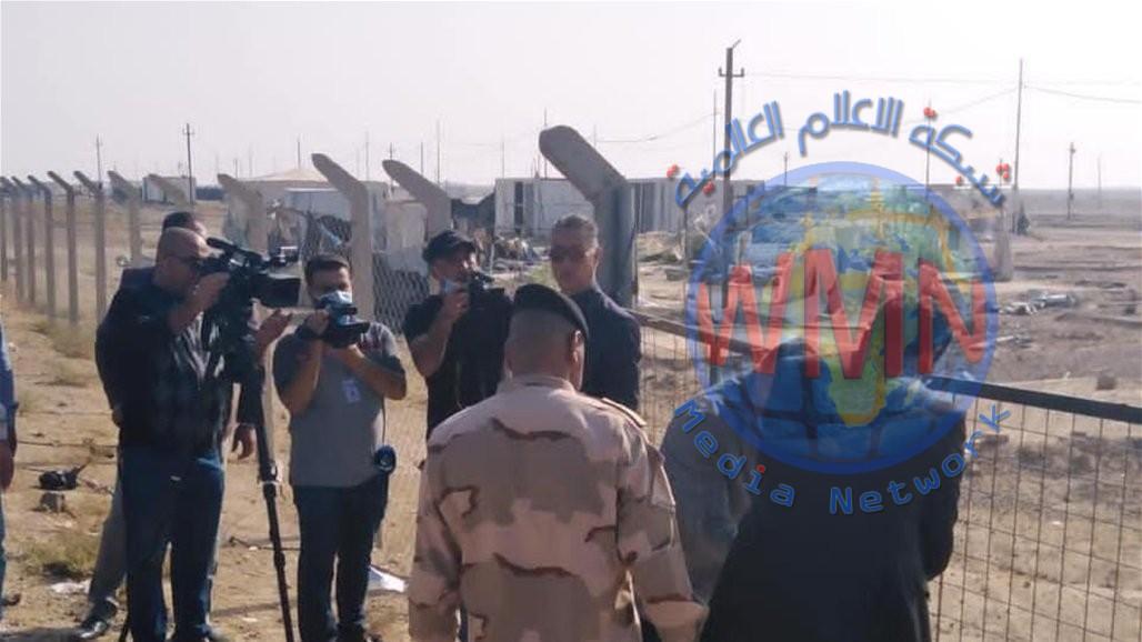 وزيرة الهجرة تعلن اغلاق مخيمين في الانبار وديالى
