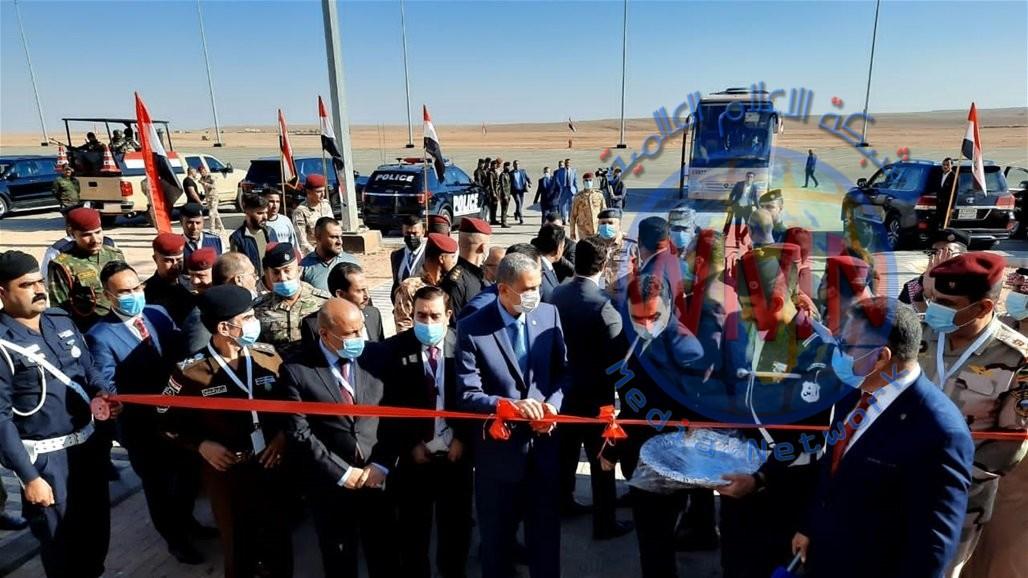محافظ الأنبار: شركات عراقيَّة ستُدير ساحات التبادل في منفذ عرعر