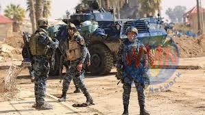 """مقتل منتسب بالشرطة الاتحادية اثناء تصديه لهجوم """"داعشي"""" في سامراء"""