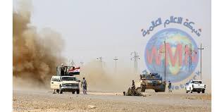 """انطلاق الصفحة الثانية من عمليات """"لبيك يارسول الله"""" غرب الانبار"""