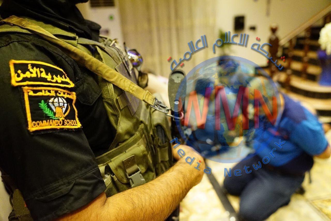 مديرية أمن الحـ..الشعبي..ـشد تغلق عددا مِن المقرات المخالفة في بغداد