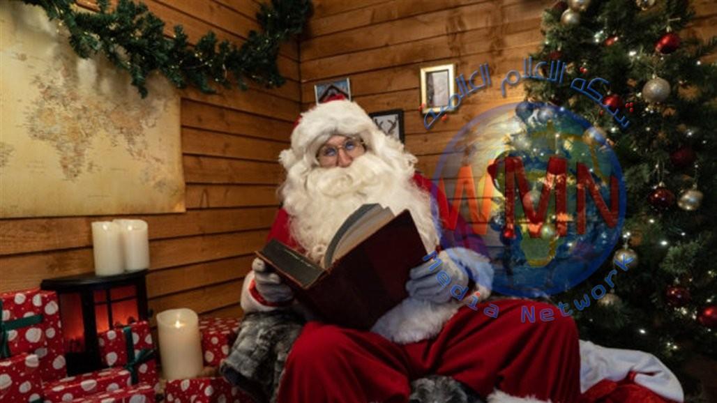 هل يحتاج بابا نويل للقاح كورونا؟