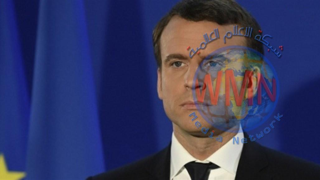 إصابة الرئيس الفرنسي إيمانويل ماكرون بفيروس كورونا