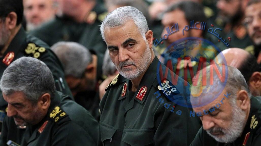 تقرير استخباراتي يشير إلى نية إيران الانتقام لمقتل سليماني في العراق