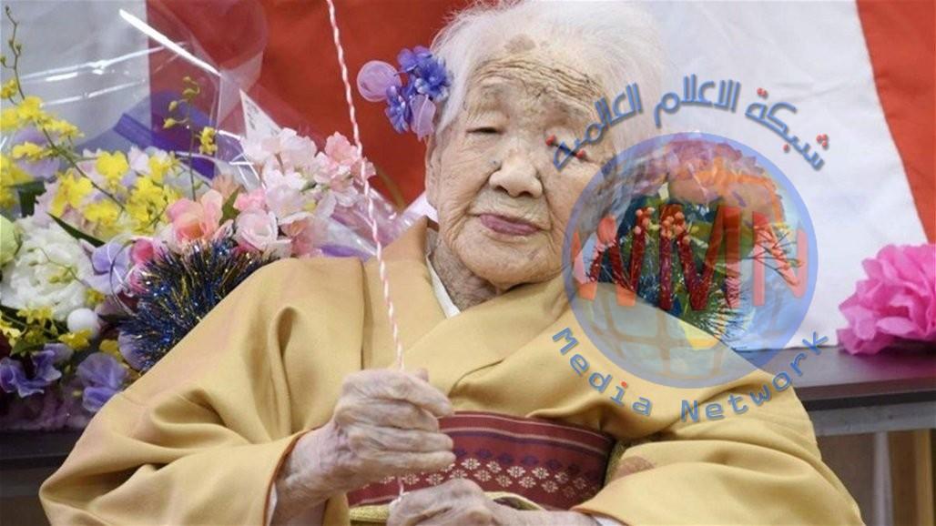 بالصور: أكبر معمّرة في العالم تحتفل بعيد ميلادها… وهذا سرّ صحّتها الجيّدة!