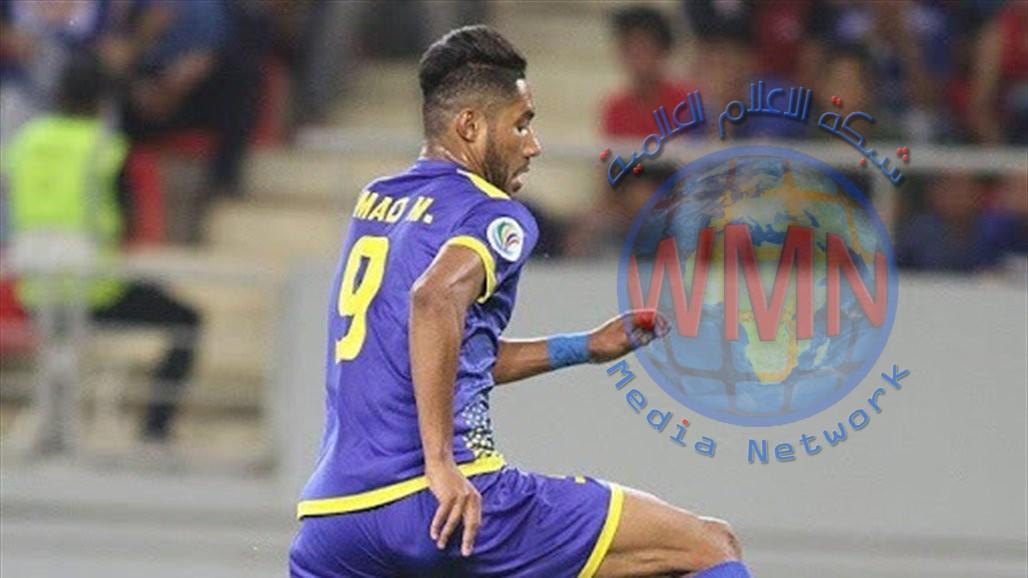 عماد محسن يوقع للعب مع نفط الوسط