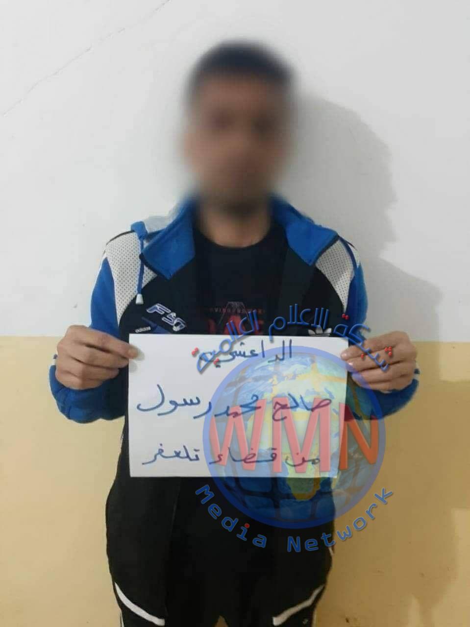 """اللواء 53 بالحـ..الشعبي..ـشد يطيح بأحد عناصر """"د١١عش"""" في تلعفر"""