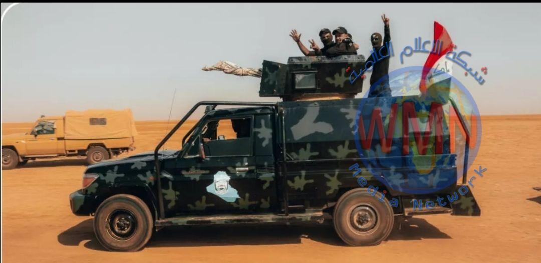 بعملية استخبارية.. قوة من الحـ،،ـشـ،،ــد تلقي القبض على قيادي في تنظيم د١١عش في الفلوجة