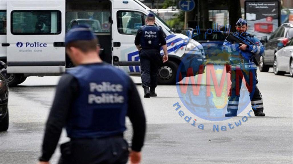 هجوم مسلح بمترو الأنفاق في بروكسل