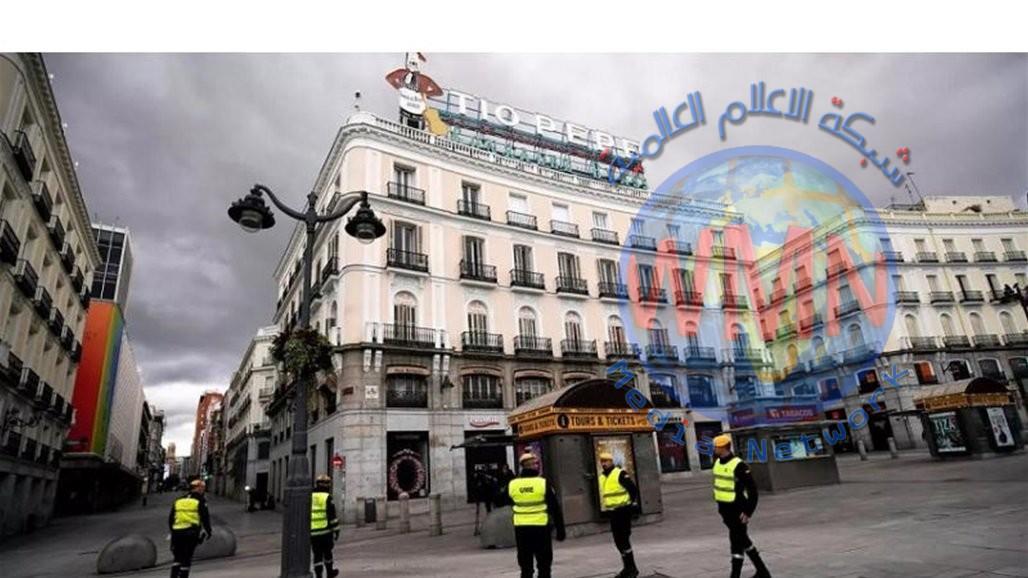 مصاب بكورونا يحرق المستشفى الذي يعالجه في اسبانيا