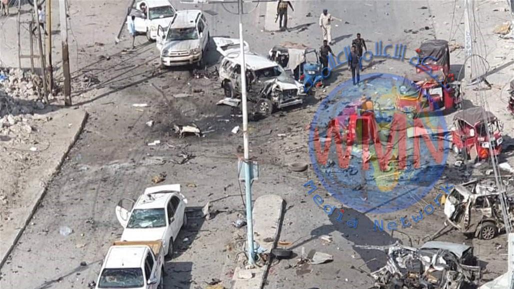 تفجير انتحاري قرب القصر الرئاسي في العاصمة الصومالية مقديشو