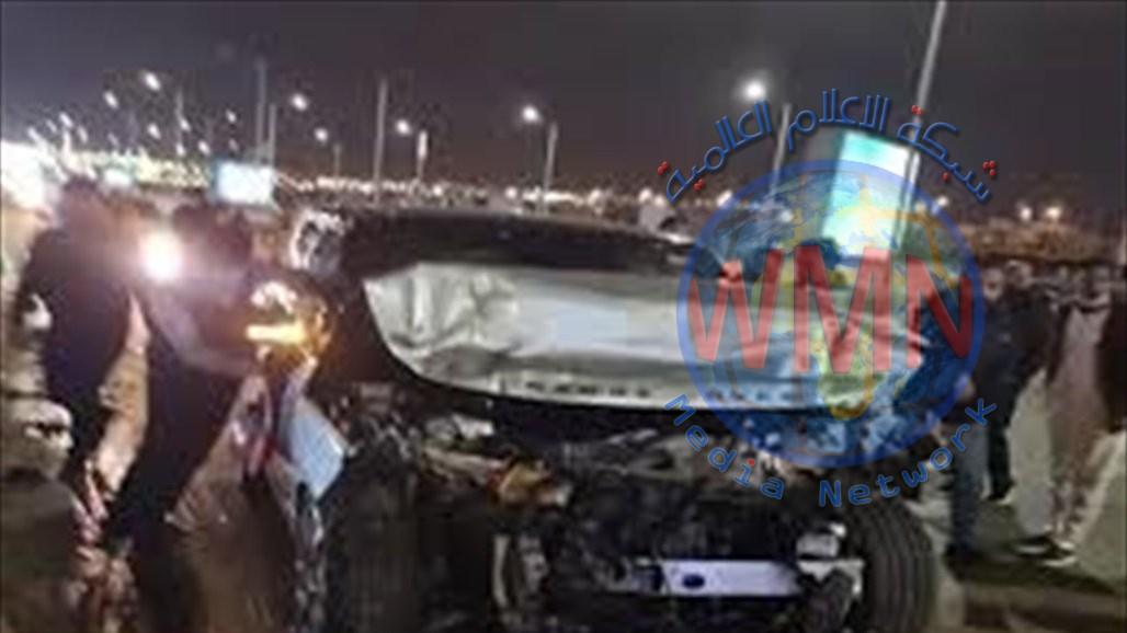 عمرو أديب يتعرض لحادث سير مروّع… وهذه حالته الصحية