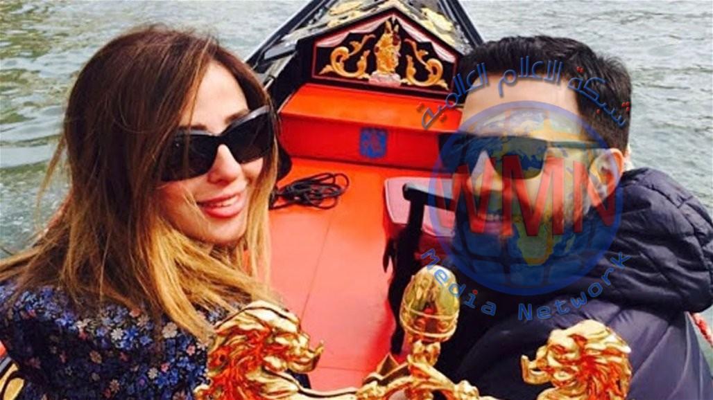 بالصورة: وفاء الكيلاني تحسم الجدل حول انفصالها عن تيم حسن
