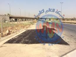 عبوة ناسفة تستهدف جسر البنوك شمال شرق بغداد