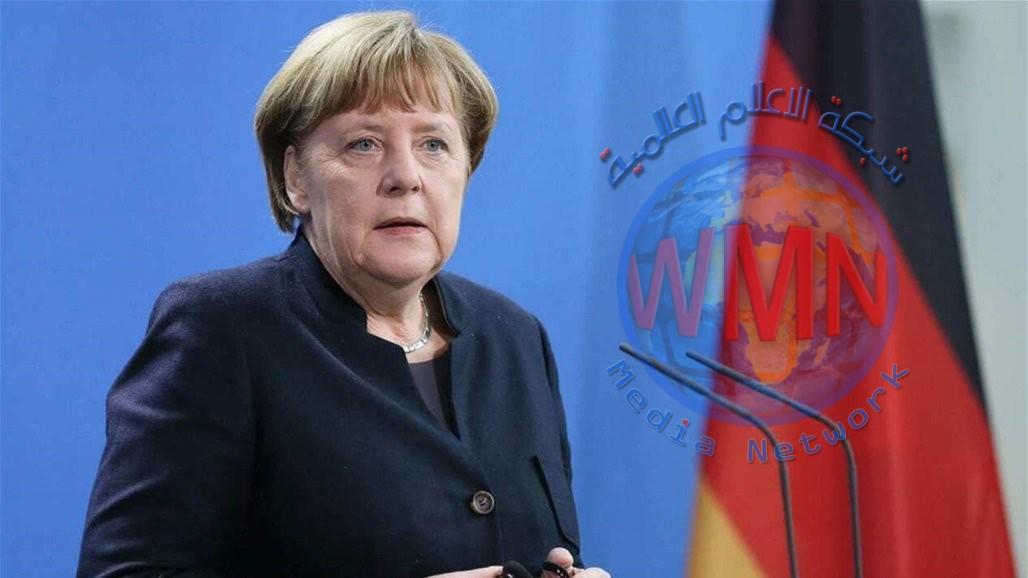 ميركل الحكومة الالمانية ستخفف اجراءات الحجر الصحي
