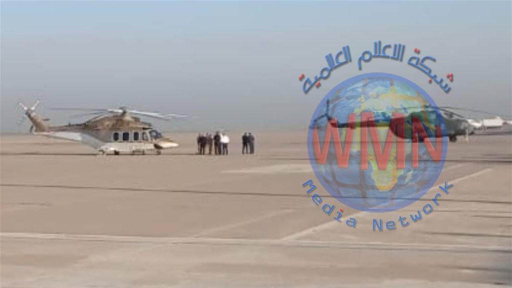 البابا فرنسيس يغادر اربيل متوجها الى محافظة نينوى