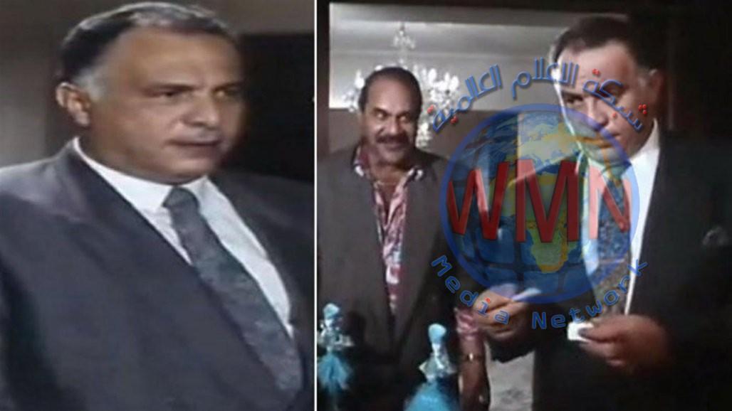 """وفاة الممثل عادل هاشم احد اعمدة مسلسل """"رافت الهجان"""""""