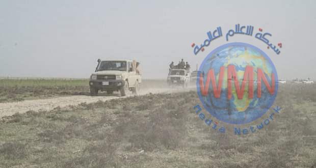 الحشد الشعبي والجيش ينفذان عملية تفتيش لعدة مناطق في حزام بغداد
