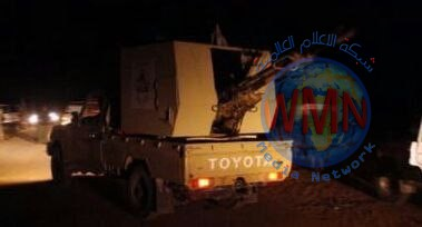 انتهاء التعرض الإرهابي شرق سامراء باستشهاد مقاتلين اثنين باللواء 315 واصابة اثنين آخرين