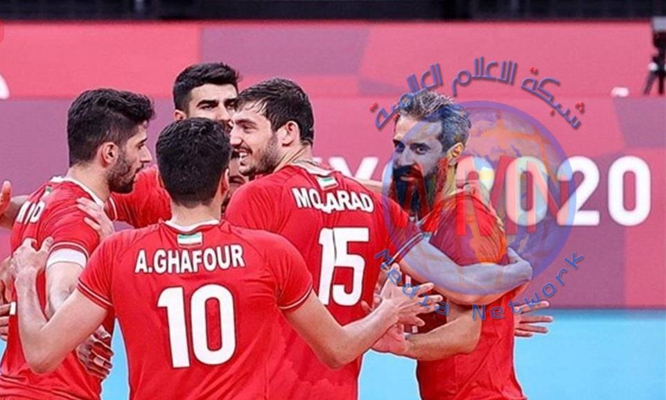 اولمبياد طوكيو.. إيران وروسيا تواصلان التألق في منافسات كرة الطائرة