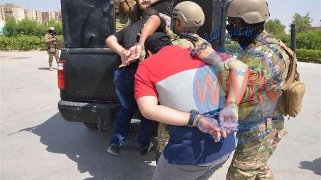 بينهم متهم بقضايا إرهابية.. القبض على 5 مطلوبين في بغداد