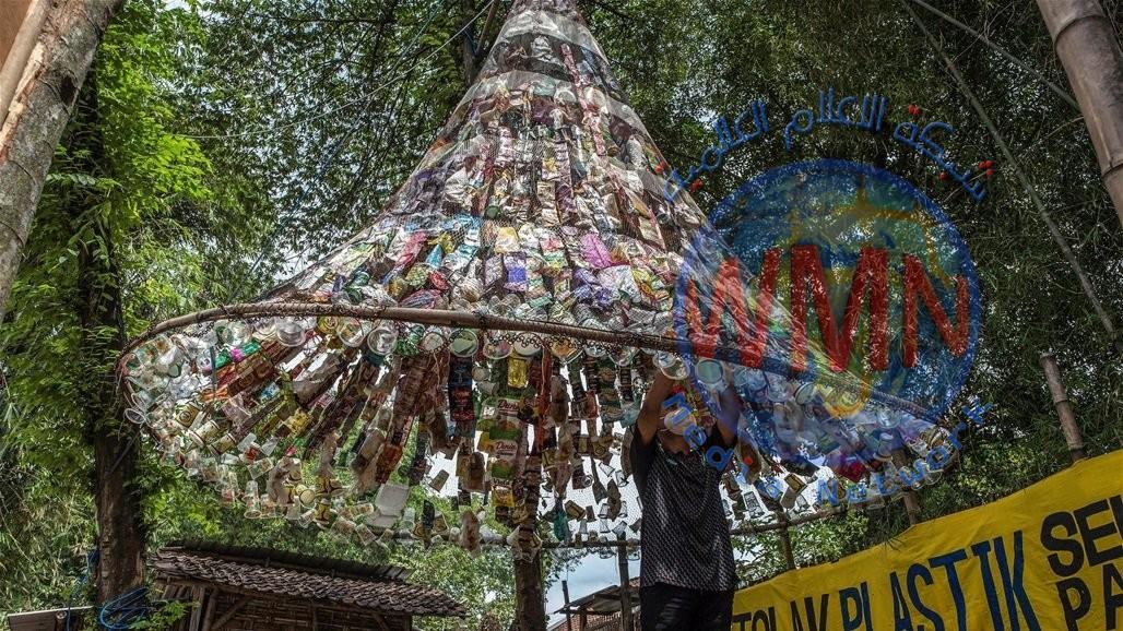 متحف من النفايات البلاستيكية… ما الهدف منه؟