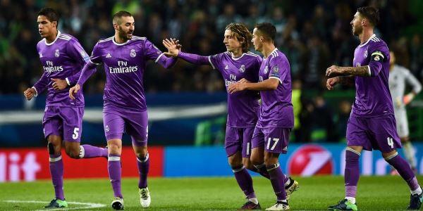 تأهل ريال مدريد لثمن نهائي دوري ابطال اوروبا لكرة القدم