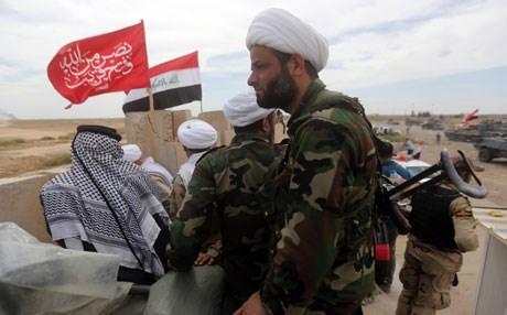 """الحشد الشعبي يحرر حي """"البراعم"""" ومنطقة جديدة في سهل نينوى"""
