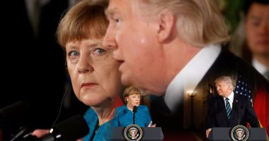 ترامب لـ المانيا : أموالكم مقابل حمايتكم
