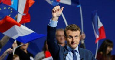 ماكرون يواصل تقدمه فى استطلاعات الرأى لرئاسة فرنسا