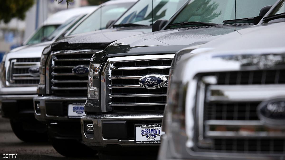 فورد تستدعي أكثر من 50 ألف سيارة