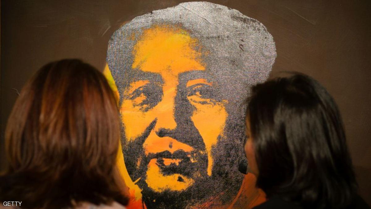 لوحة زيتية لوارهول تباع بمبلغ 12.6 مليون دولار