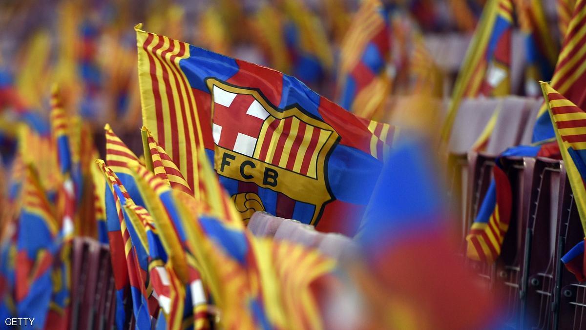 الزج باسم برشلونة في فضيحة تلاعب