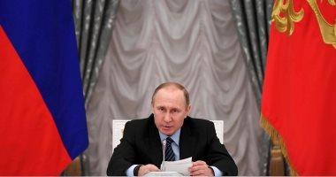 بوتين يؤكد أهمية التعاون الاستخباراتي بين رابطة الدول المستقلة
