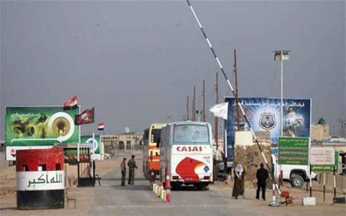 ضبط شاحنة مخالفة محملة بخضروات متنوعة بمنفذ الشلامجة