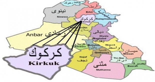 حشد الشمال يستبعد تورط داعش باستهداف مقرات الحزب التركماني في كركوك